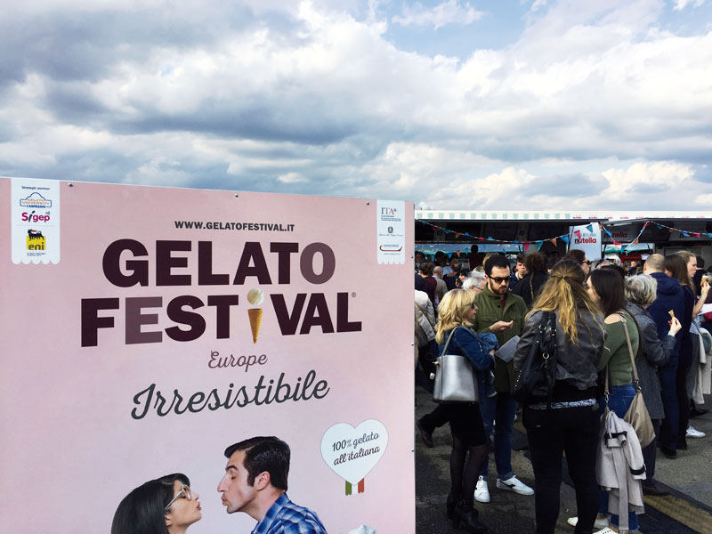 Gelato Festival on the Road