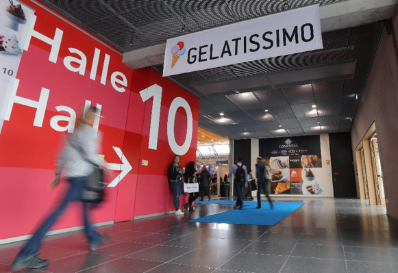 GELATISSIMO 2020: 6th year of the gelato trade fair