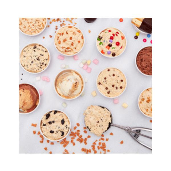 Gelatop: Cookie dough – now in ice cream