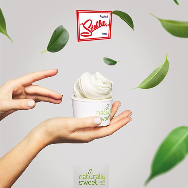 Prodotti Stella, Naturally Sweet: a natural sweetness.